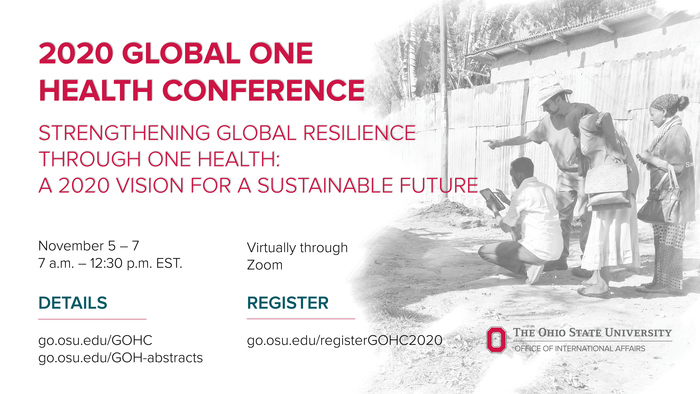 Global One Health Day 2020 Conference